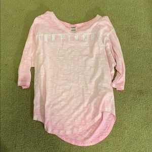 Pink by Victoria's Secret long sleeve